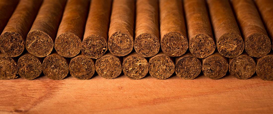 produktová fotografia cigary