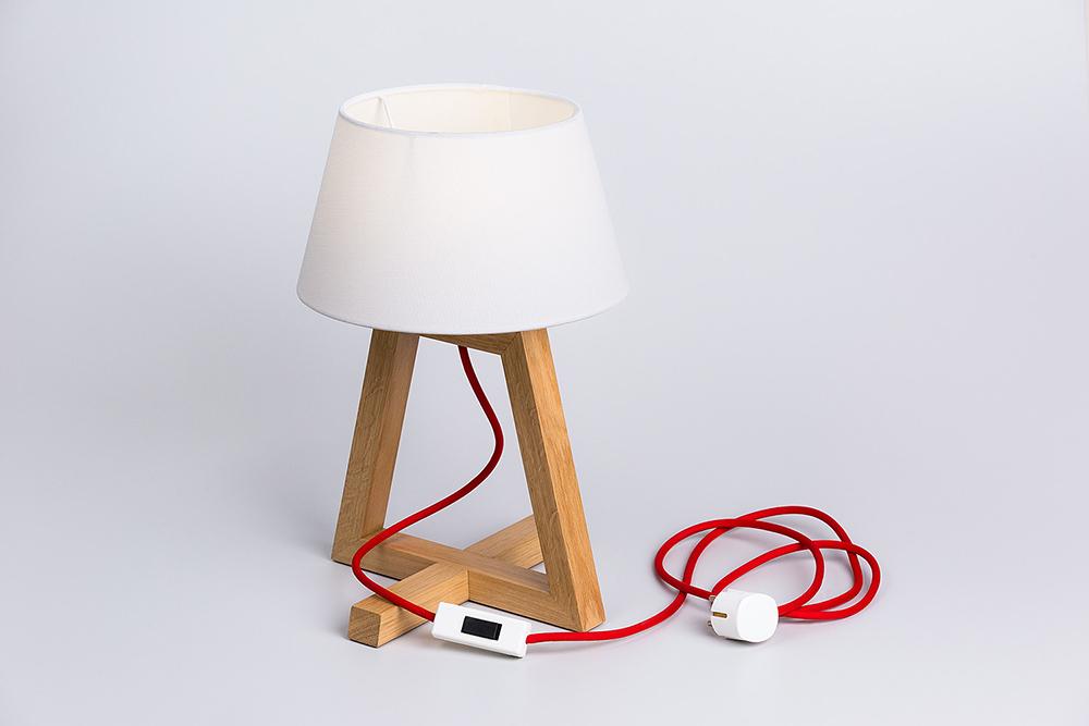 produktová fotografia lampa
